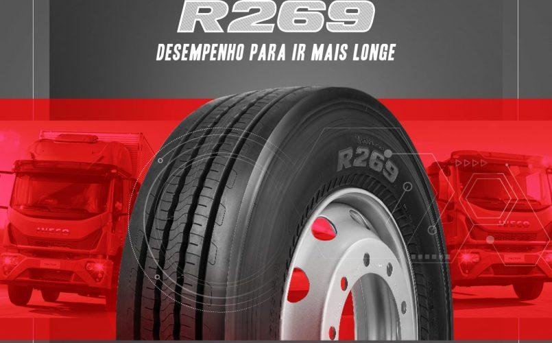 pneu Bridgestone r269