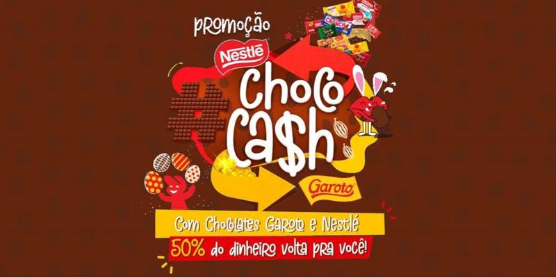 Promoção Choco Cash