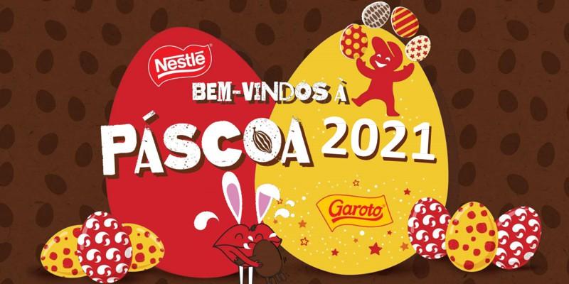 Páscoa Nestle Garoto 2021