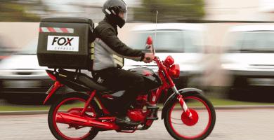 promotor com moto